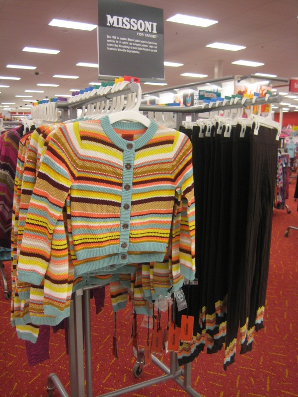 missoni for target store 1