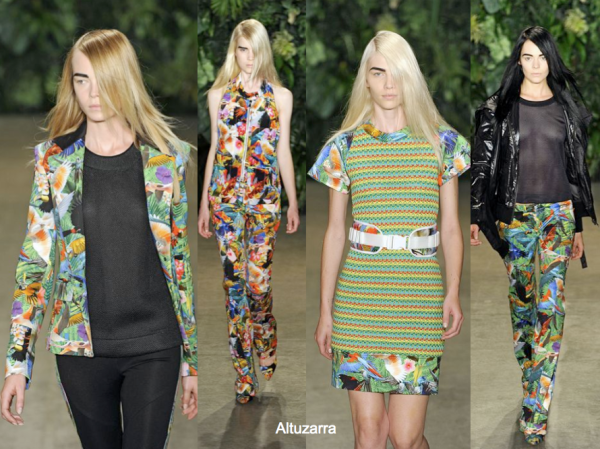 S12 hawaiian prints altuzarra