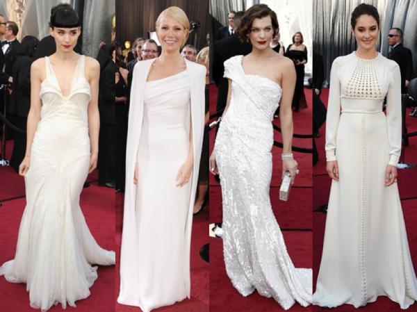 1_WHITE_Oscars 2012