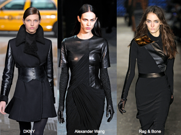 8_F12 leather piecing dkny, alexander wang, rag & bone