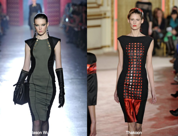 F12 sheath dress_Jason wu, thakoon