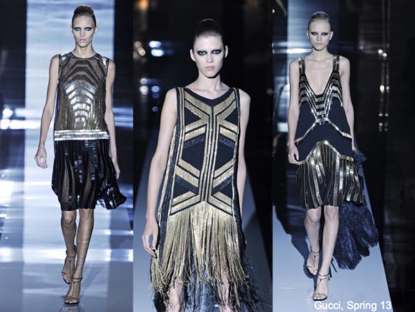 S12 Gucci Flapper Dress