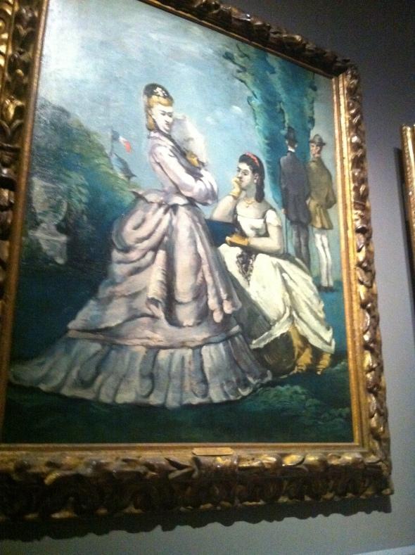21_L'impressionnisme et la mode.