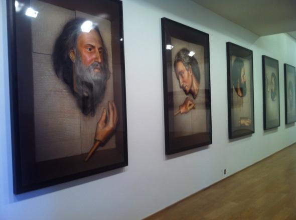 David LaChapelle_Last Supper_Galerie Daniel Templon_Paris1