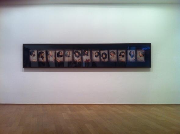 David LaChapelle_Last Supper_Galerie Daniel Templon_Paris2