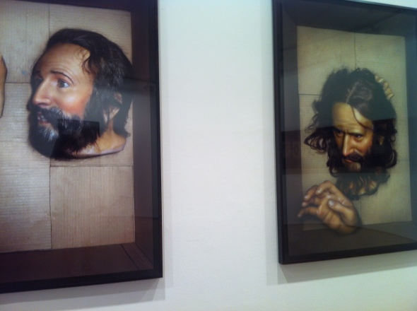 David LaChapelle_Last Supper_Galerie Daniel Templon_Paris3
