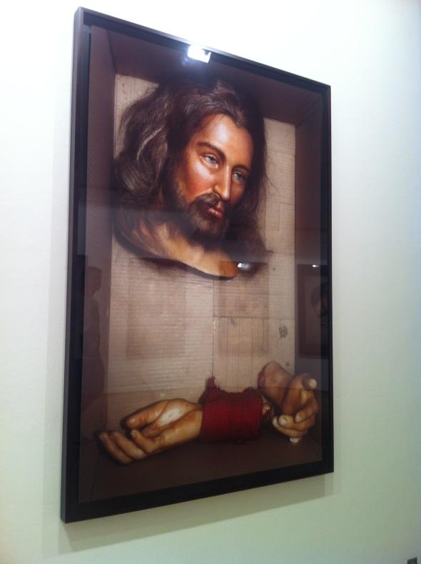David LaChapelle_Last Supper_Galerie Daniel Templon_Paris5