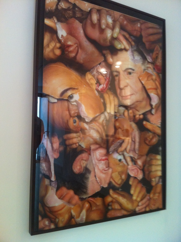 David LaChapelle_Still Life_Galerie Daniel Templon_Paris9
