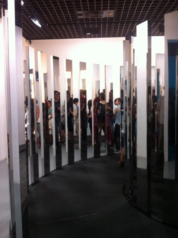 DYNAMO_grand palais_mirrors1