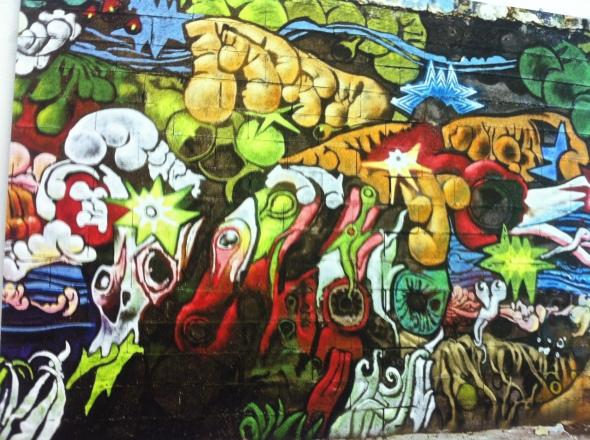 les bains douches_street art_maga danysz gallery_paris1