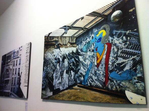 les bains douches_street art_maga danysz gallery_paris17