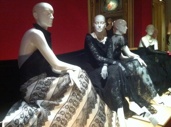 Little Black Dress9_Carolina Herrera_Cruise 2013_Yves Saint Laurent_Fall99_00_Ulyana Sergeenko_F12_13_Chanel_Haute Couture S86